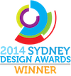2014 Sydney Design Awards Winner