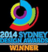 Sydney Design Awards 2014 Winner