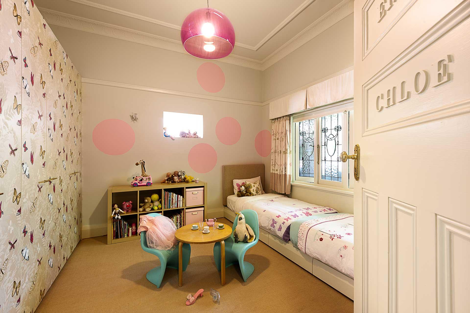 Детская комната для двоих детей: варианты планировки и фото 10