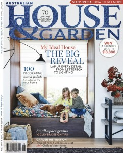Cover H&G August 2018